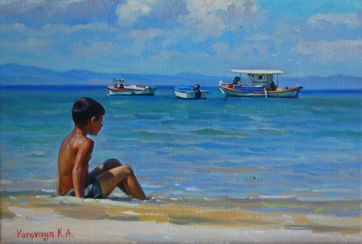 Dreams of the Sea - Ksenia Yarovaya