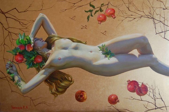GD Pomegranate - Ksenia Yarovaya