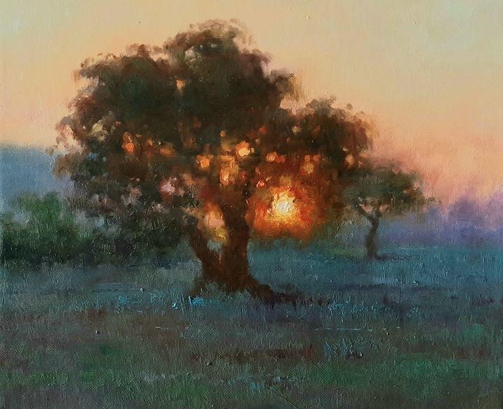 The sun between us - Ksenia Yarovaya