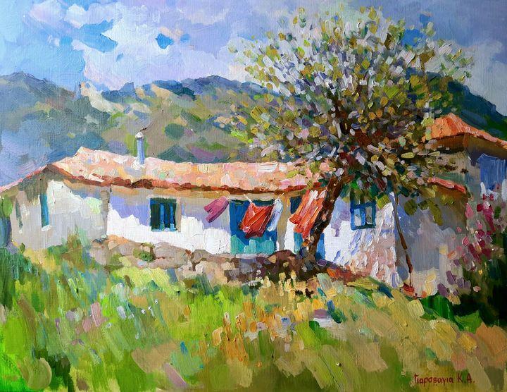 MOUNTAIN STORY - Ksenia Yarovaya