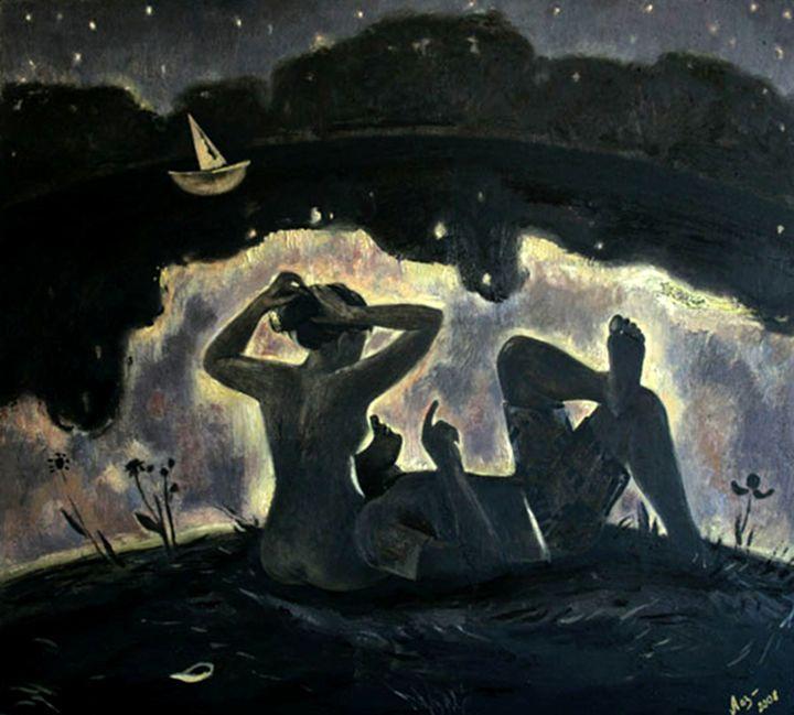 Night - AnastasiaRussa