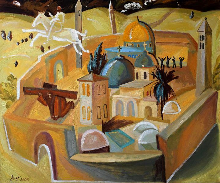 Jerusaleum - AnastasiaRussa