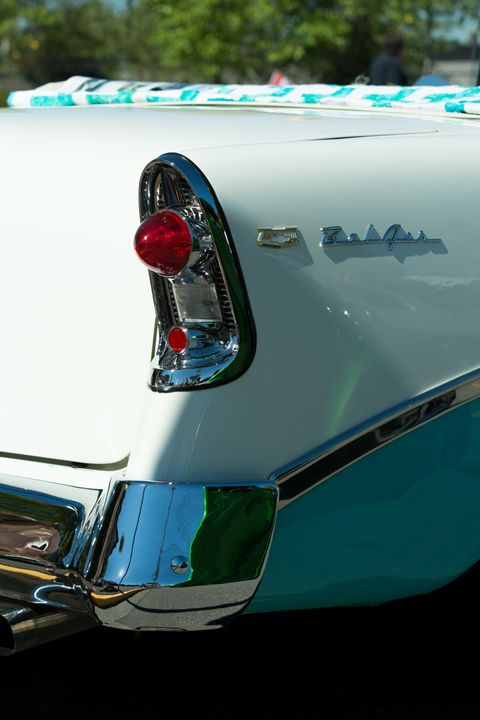 Chevy BelAir Convertible - Mike Babic Photography