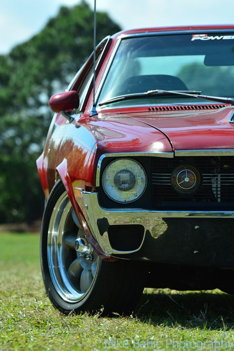 '70 AMX - Mike Babic Photography