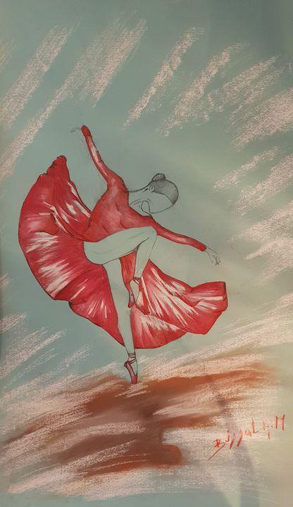 Ballerine - Michele bussola