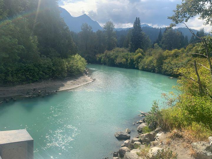 White river #1 - Kellie ferguson