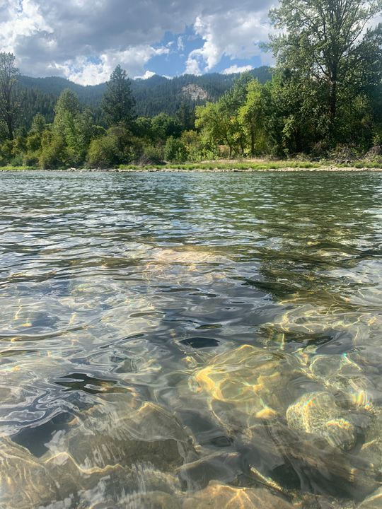 Wenatchee river - Kellie ferguson