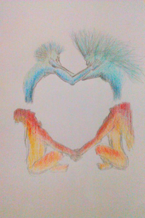 Lovers' Spirit - sARTastic