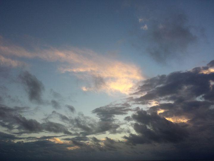 Yokohama sunset - Jared Tawney