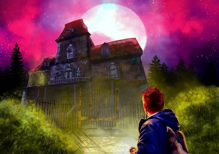 Haunted House - Paddy Butterly