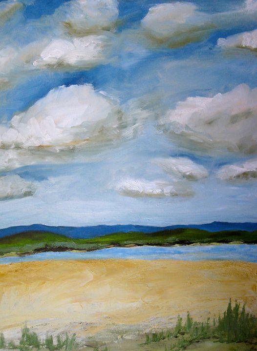Inland From the Shore - Loren Gomez
