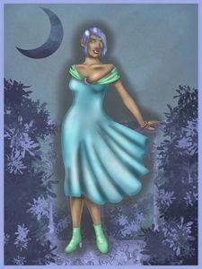 Lilac Lune - Valerie Short