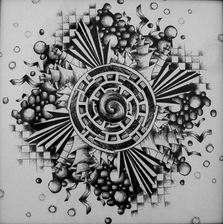 free flow - Stephanie Green Art