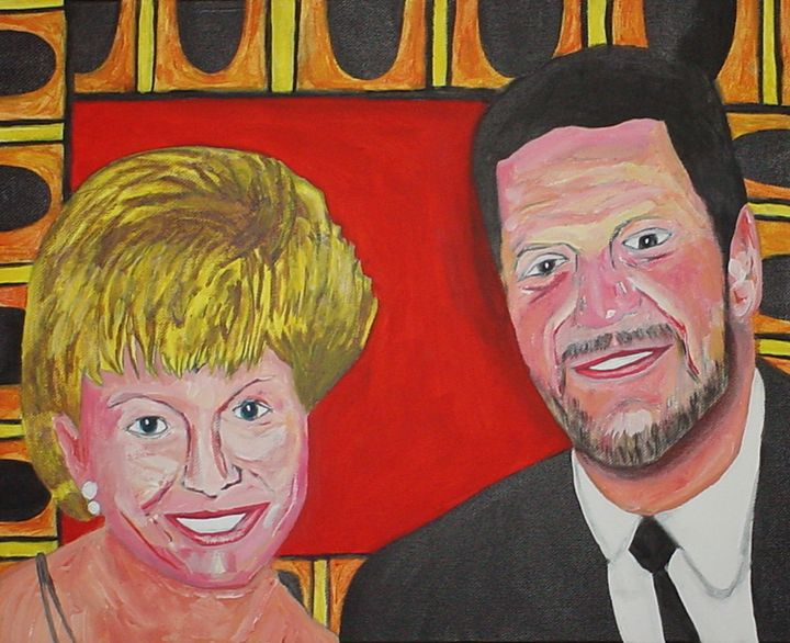 Debbie and Bruce - Shamus Blues