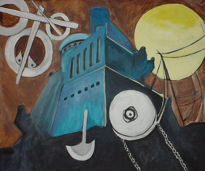The Pit and the Pendulum - Shamus Blues
