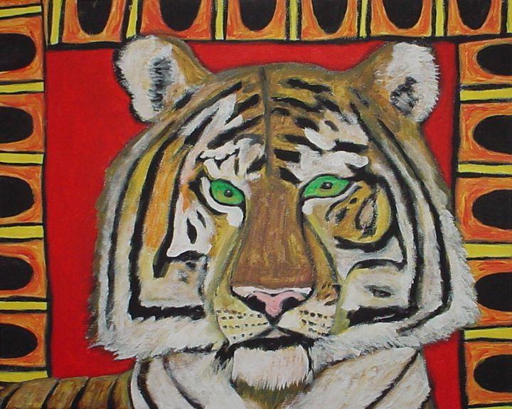 Tiger - Shamus Blues