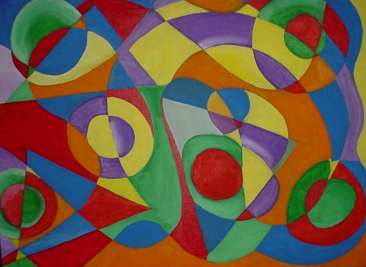 Circles and triangles - Shamus Blues