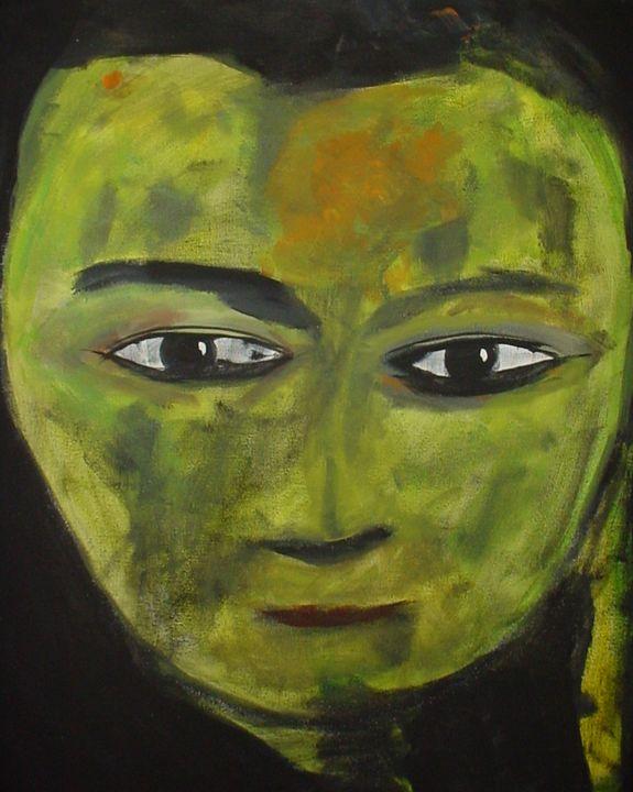 Green Buddha - Shamus Blues