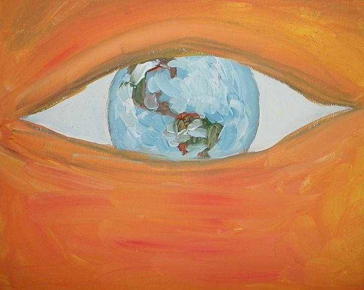 Eye of the world - Shamus Blues