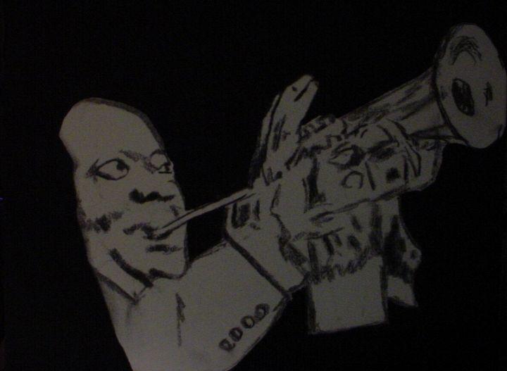 Louis Armstrong - Shamus Blues