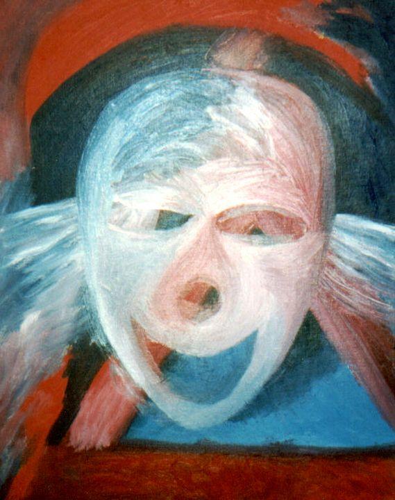 Clown Mask - Shamus Blues