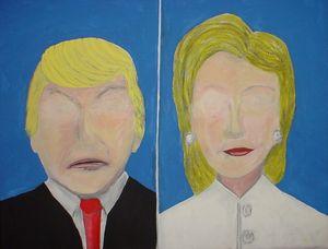 Trump / Clinton Debate #3