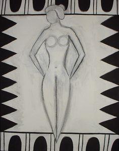 Scissor woman