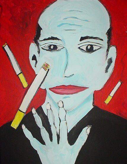 Quit smoking - Shamus Blues