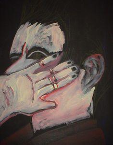 Black fingernails
