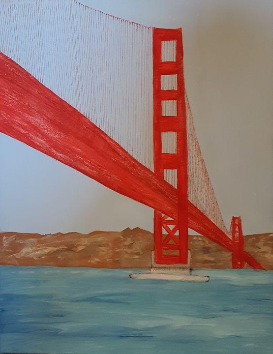 The Golden Gate Bridge - Shamus Blues