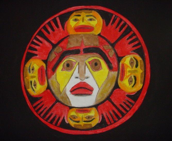 Sun Mask - Shamus Blues