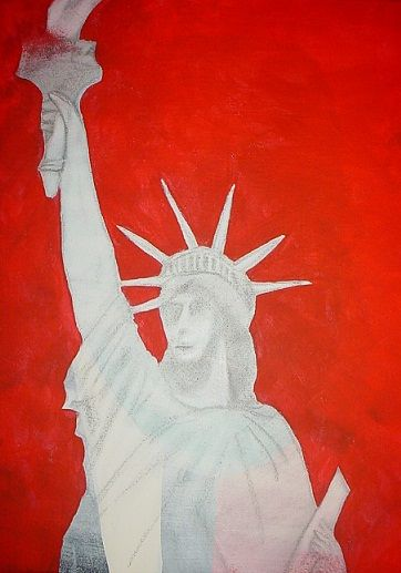 The Statue of Liberty - Shamus Blues