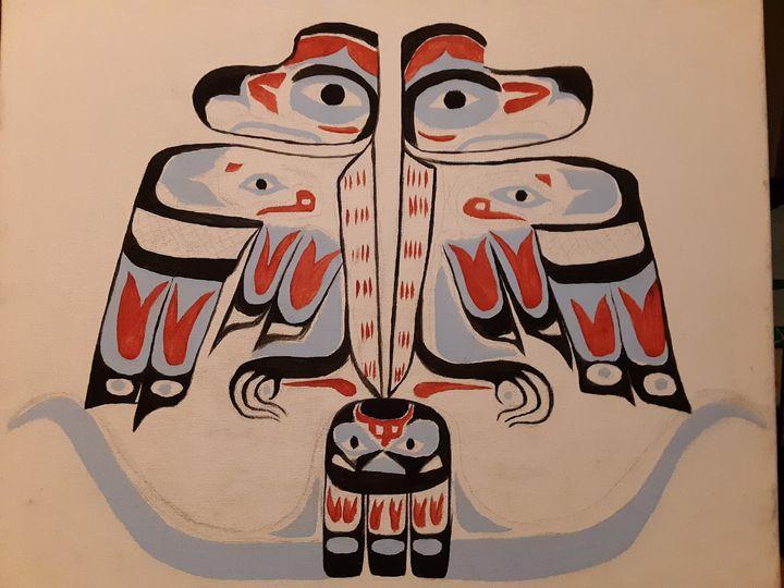 Haida Thunderbird - Shamus Blues