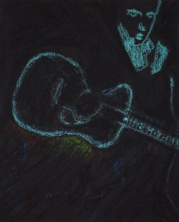 Elvis - Shamus Blues