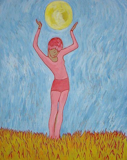 Holding the Sun - Shamus Blues