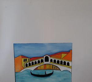 Gondola scene