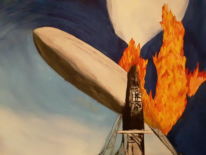 The Hindenburg - Shamus Blues