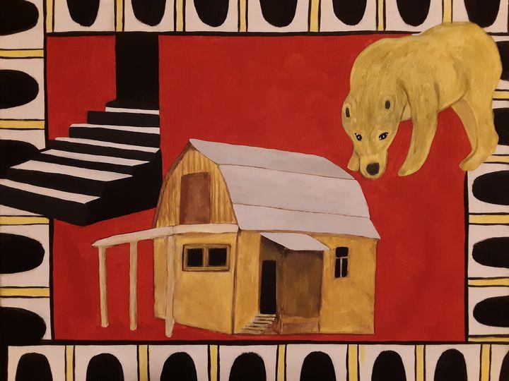 Wolf at the Door - Shamus Blues