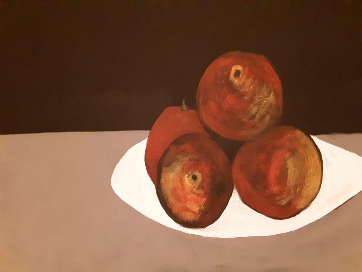 Four Apples - Shamus Blues