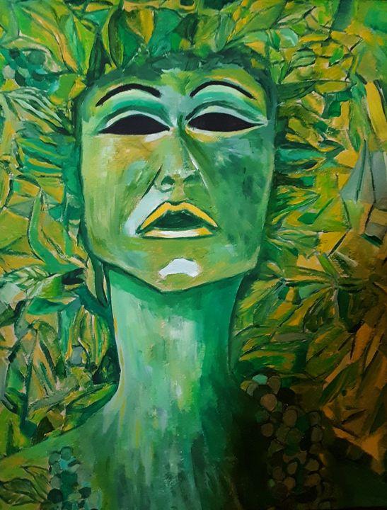 Plant Lady - Shamus Blues