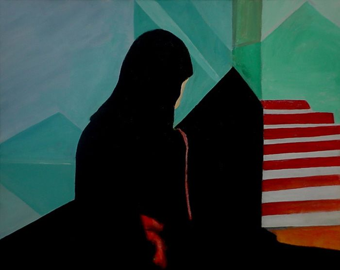 Basement Shadows - Shamus Blues