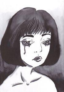 Inky Tears