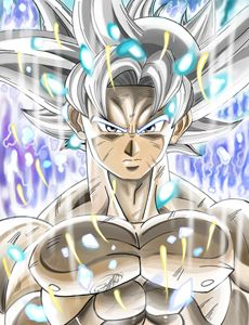 Goku: Mastered Ultra Instinct
