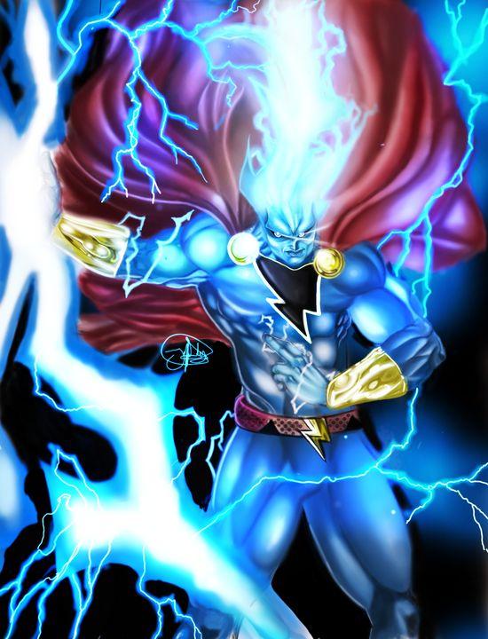 Blue Thunder - Blueskyartz