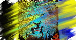 """"""" THE STRENGTH OF A LION BREEZE !"""""""