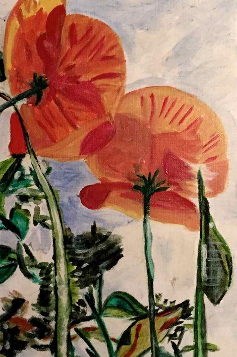 Red Poppy - Stefan X. Hales