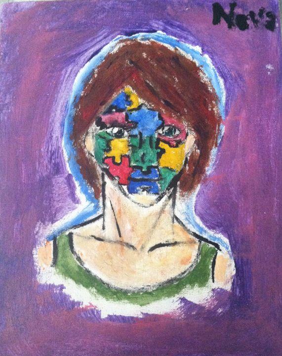 Human Puzzle - Nova's Art