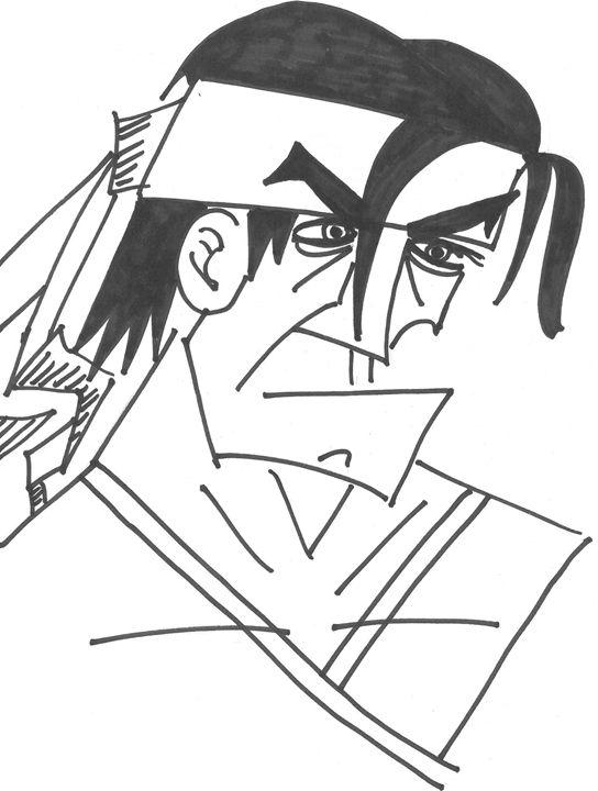 Ryu Abstract - KC Watts