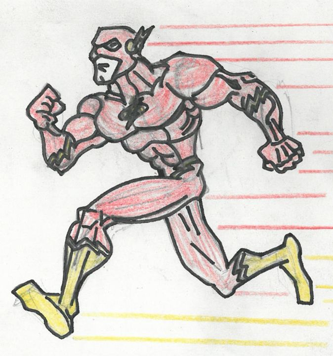 Flash - KC Watts