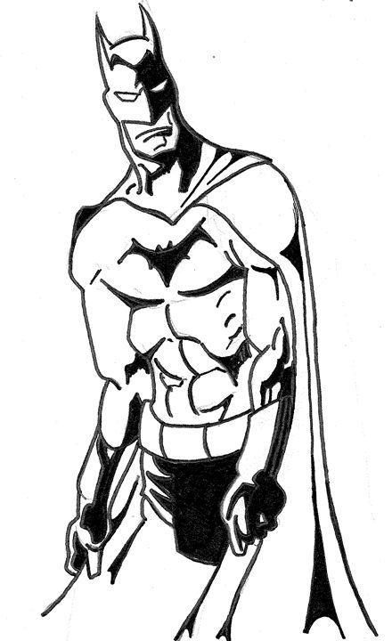 Bats in Shadow - KC Watts